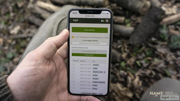 Elképesztő siker Írországban a magyar HAMS.online vadgazdálkodási rendszer