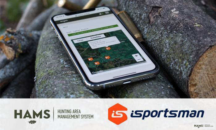 Az amerikai iSportsman és a magyar HAMS.online együttműködésével megszületett Észak-Amerika legerősebb vadgazdálkodási és rekreációs szoftver szolgáltatása