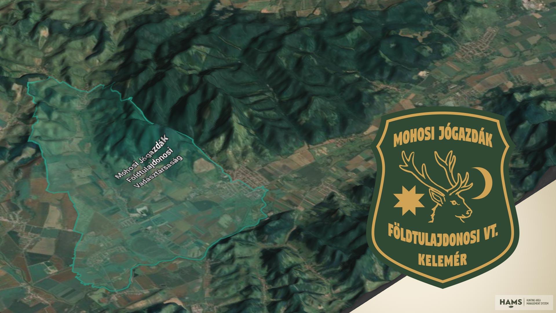 Hivatásos vadász, Cserehát-Aggteleki Vadgazdálkodási tájegység, Magyarország